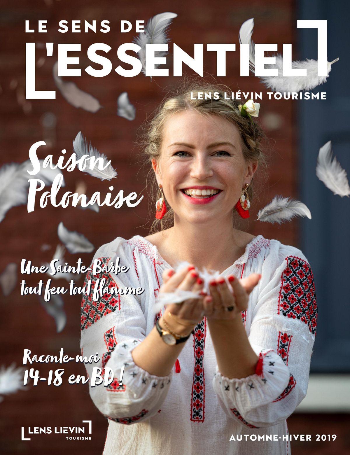 Couverture magazine saison polonaise